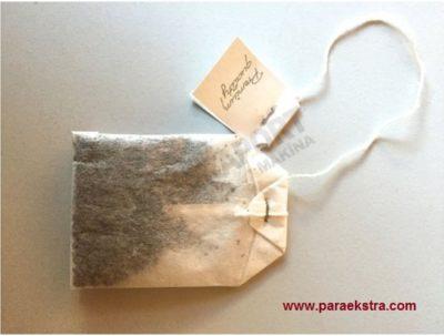 Poşet Çay Paketleme İşi