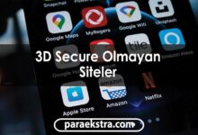 3d secure olmayan siteler